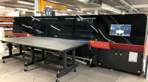 EFI VUTEK H3 - eerste in nederland - UVprinter