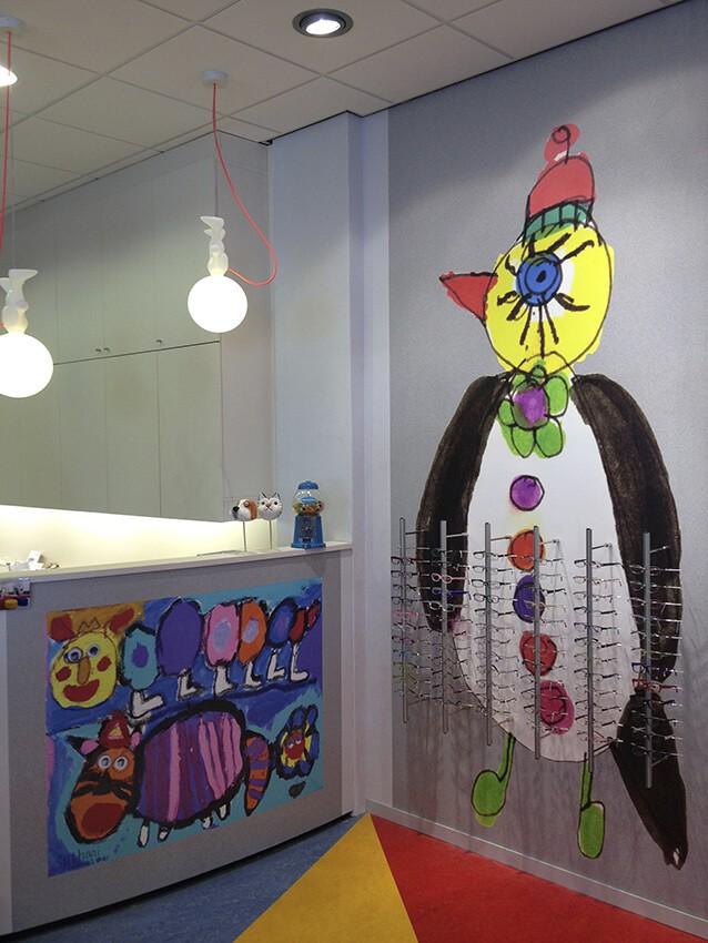 wandbekleding - vliesbehang - sticker behang