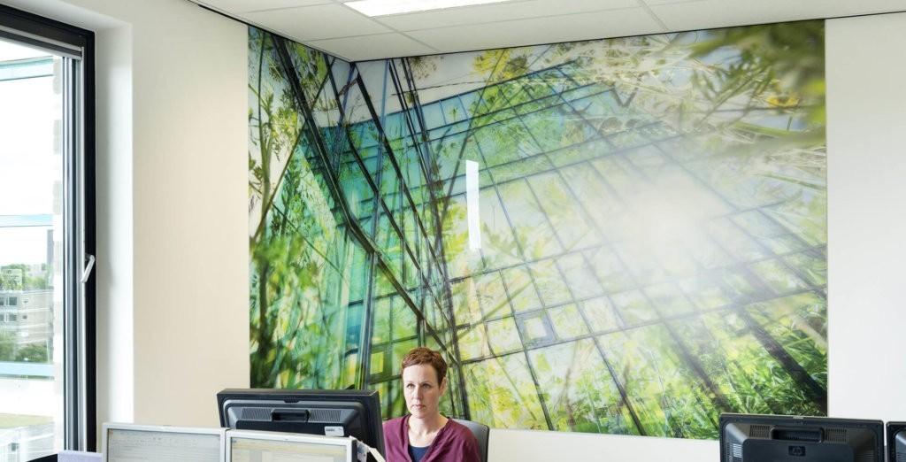 print op plexiglas - gebogen plexiglas - print op glas - helder glasfolie
