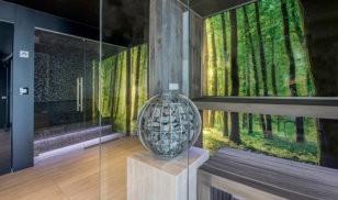 print op glas - interieurbouw
