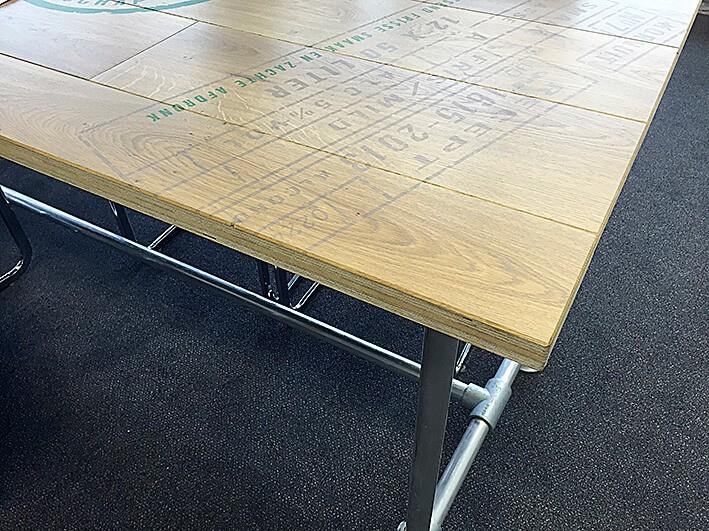 print op hout - print op meubel - print op plaatmateriaal
