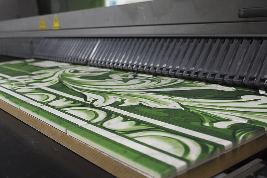 signing -fotovergroting-print op plaatmateriaal-Tegelprin