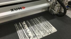 contour snijden- print op kunstof-fotoprint snijden