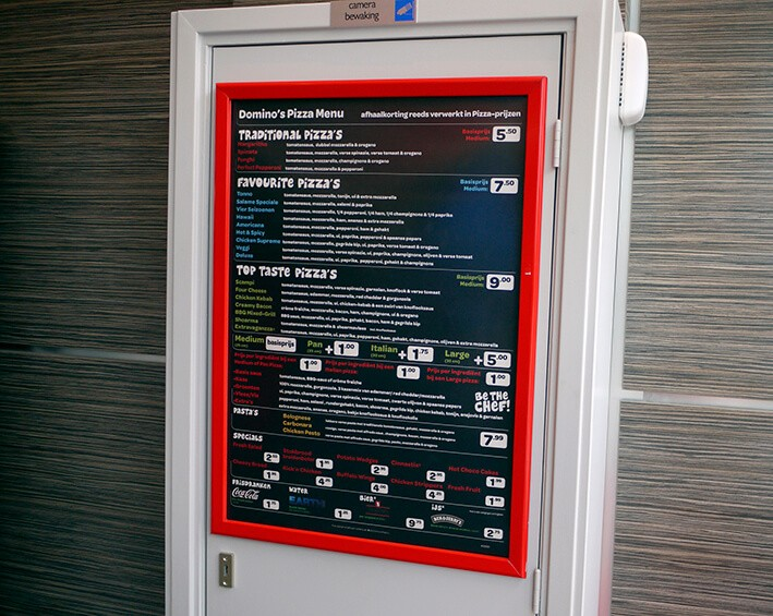 poster frames-reclame poster - poster papier