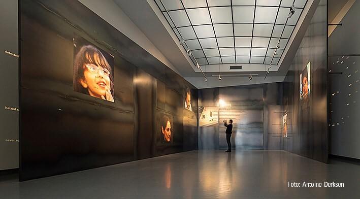 fotoexpositie - tentoonstelling - fototentoonstelling - print op metaal