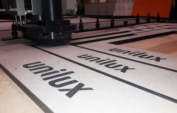 Frezen - plaatmateriaal frezen - printwerk